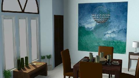 Ocean Dining - Dining Room - by sha011