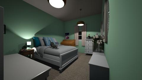 My real life room - by BriLikesVinegar