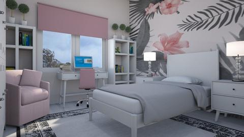 For Show_off I - Eclectic - Bedroom - by Theadora