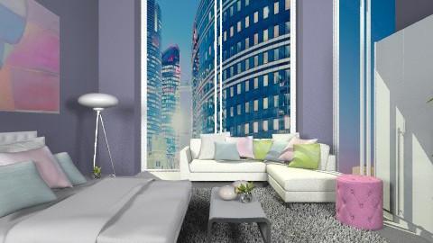 Palette Design - Modern - Bedroom - by channing4