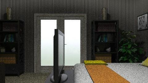 "A lil of ""VIP"" - Modern - Bedroom - by nithiaChackochen"