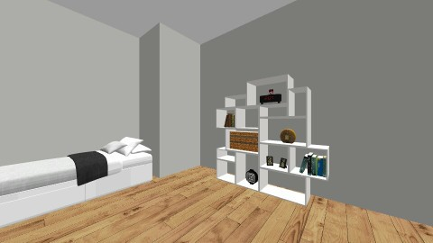first bedroom - Bedroom - by mark1020