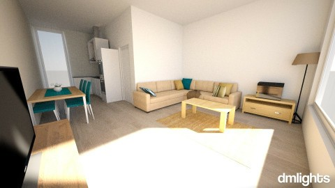 HDplein - Modern - Living room - by Perta