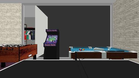 skadaddle skadoodle - Living room - by dan_iel