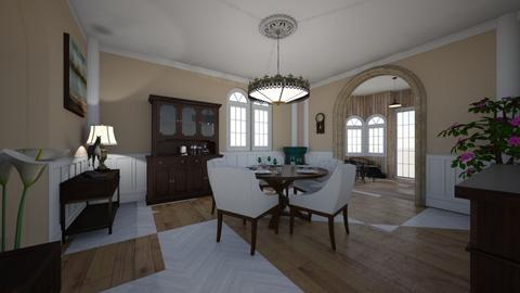 Ada Bart - Classic - Dining room - by AdaBart