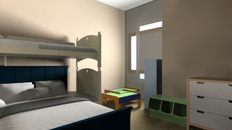 Brooks new room - Eclectic - Kids room - by marytylerupshaw