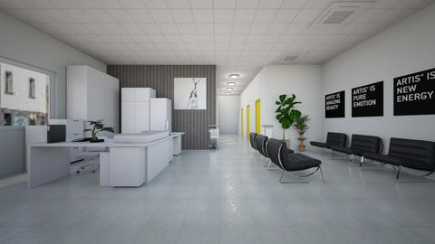 White Rooms - Office - by shelleycanuck