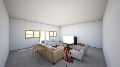 Rita 4 - Living room - by mcmcmcmc