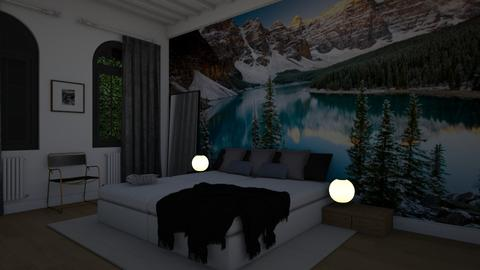 Bedroom - Modern - Bedroom - by Annathea