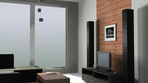 cond5 - Minimal - Living room - by celso