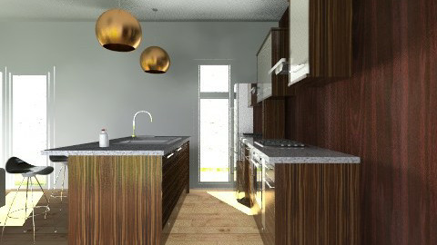 Tea in the Veranda  105 - Country - Bathroom - by domuseinterior