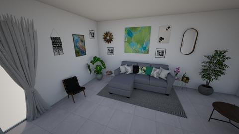 Room1 - Living room - by Raabyz