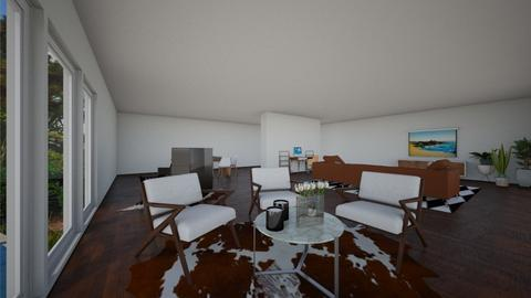 101 avenida salvador 17 - Modern - Living room - by n2detai