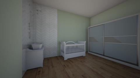 ninho - Kids room - by Bregina Reg