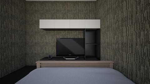evan harwin - Modern - Bedroom - by doraldragons