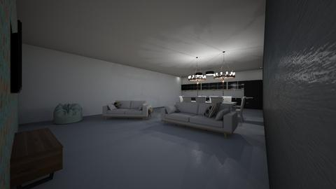open living - Modern - by ZARAH123456789