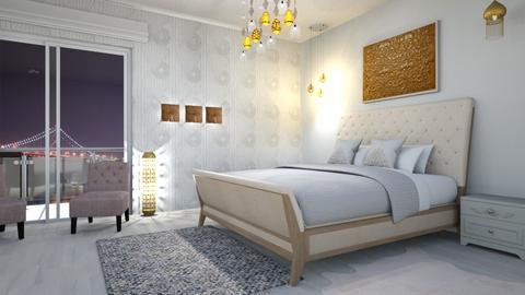 bedroom - Bedroom - by Btissam Amnad