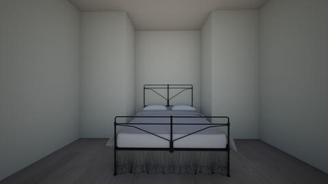 B and B - Bedroom - by Alexis Corbet