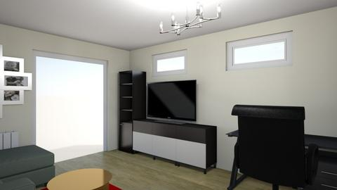 Living Room 2 - Living room - by plamprell