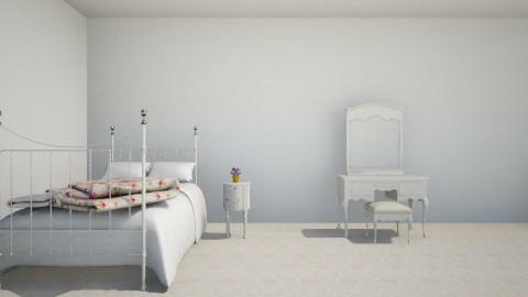 maram - Glamour - Bedroom - by maram buali
