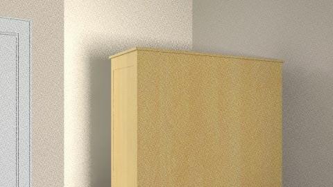 Komnata s garderobnoj2 - Classic - Living room - by sueno_contigo