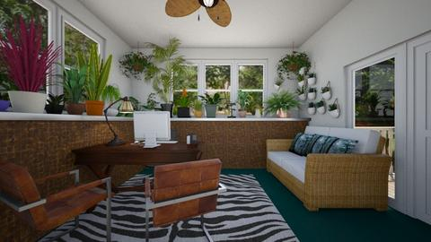 Urban Jungle Office - Office - by SammyJPili