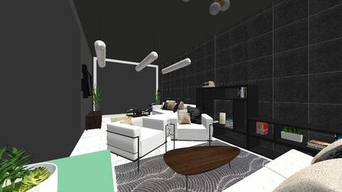 modernism - Modern - Living room - by brentblues