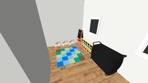 kids room  - Kids room - by ledmina