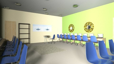 tech lab - by kefferson