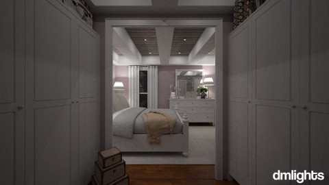 Dusk - Bedroom - by DMLights-user-1079963