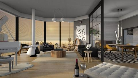 View - Living room - by Just Bee