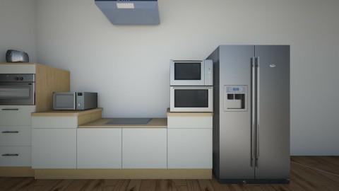 ghb - Kitchen - by Gerlinda Scholten