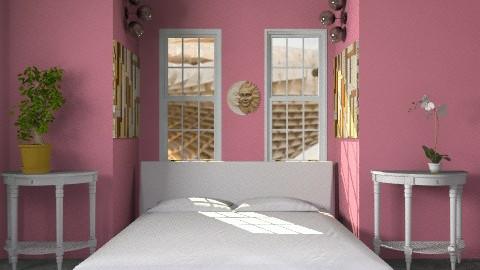 pinky - Modern - Bedroom - by lavilavinia