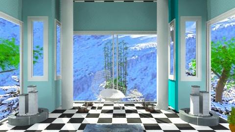 Earthy Spa - Retro - Garden - by HGranger2