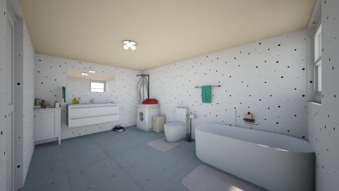 bathroom homeeeee - Bathroom - by maria m