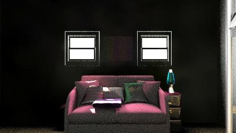 My Dorm room - Modern - Kids room - by TeilaThommen123