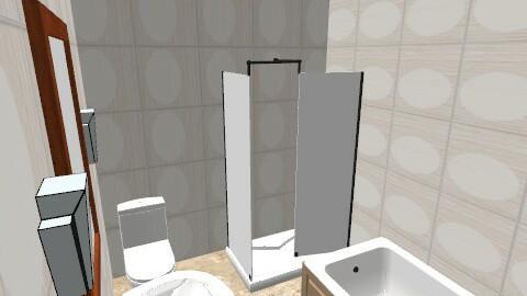 kid bathroom - Glamour - Bathroom - by Gunay_az