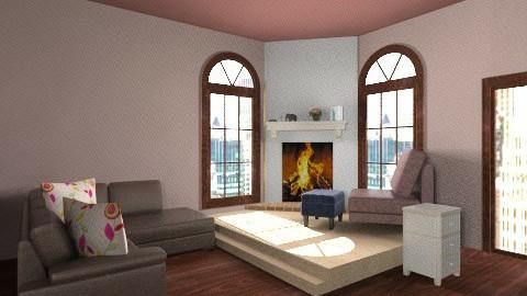 NYC50s - Living room - by Yoshi Yogataga