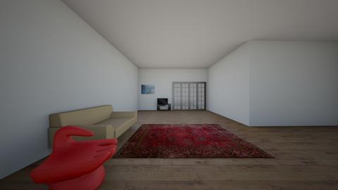 Jacob Outside World Room - Living room - by jmietka