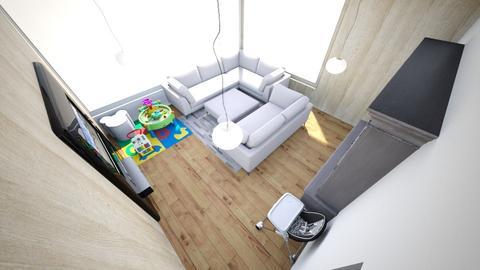 huis woonkamer - by vanmelloemily