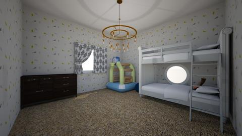 kid room - Kids room - by scrap baby