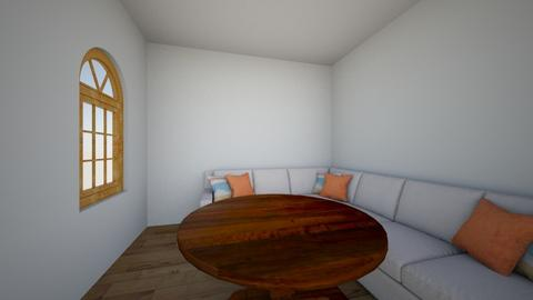 aysharia banks 2 - Living room - by Teacher Tita