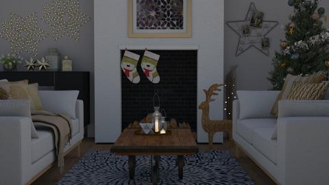 Stars - Living room - by Tuija