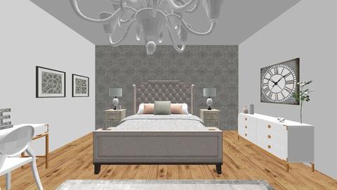 bedroom - Bathroom - by Martina Napolitano