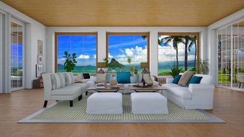 Beach House - by jade61356