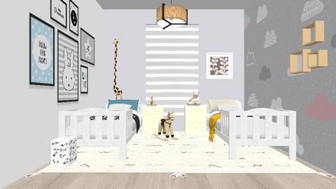 KIDS - Kids room - by DVORA DIAMNT