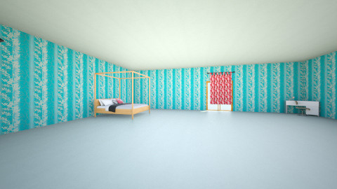 Jasiah - Kids room - by JASIAH SESLER