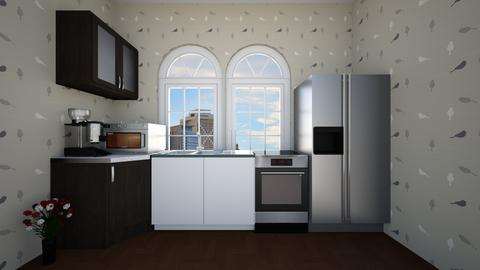 kitchen 1  - Kitchen - by canvas_creativity