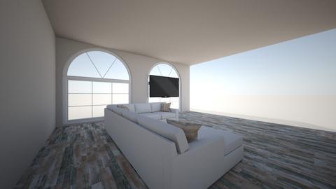 huhuhi - Living room - by anab6633