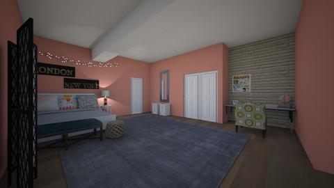 wip - Modern - Bedroom - by LaurenLakin